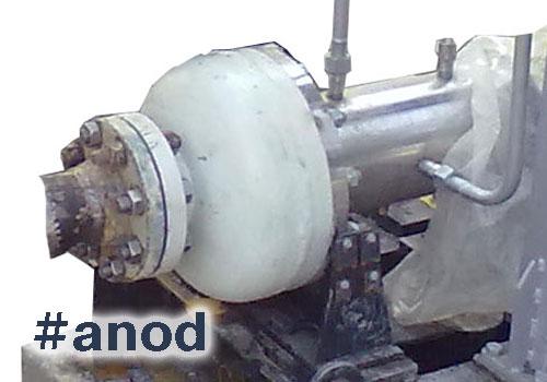 Модернизированный насос ЦГ 25-